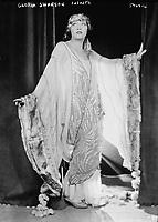 Gloria Swanson , undated file photo