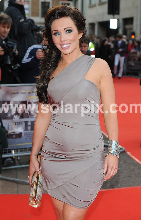 **ALL ROUND PICTURES FROM SOLARPIX.COM**.**WORLDWIDE SYNDICATION RIGHTS**.Red carpet arrivals at the World Premiere of 'The Heavy'. Held at the Odeon West End, Leicester Square, London..This pic: Guest..JOB REF: 11089 SSD DATE: 15.04.2010.**MUST CREDIT SOLARPIX.COM OR DOUBLE FEE WILL BE CHARGED**.**MUST NOTIFY SOLARPIX OF ONLINE USAGE**.**CALL US ON: +34 952 811 768 or LOW RATE FROM UK 0844 617 7637**