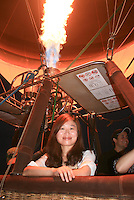 20120117 Hot Air balloon Cairns 17 January