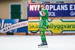 Stockholm 2014-03-01 Bandy SM-semifinal 1 Hammarby IF - V&auml;ster&aring;s SK :  <br /> Hammarbys Stefan Erixon ser deppig ut<br /> (Foto: Kenta J&ouml;nsson) Nyckelord:  VSK Bajen HIF depp besviken besvikelse sorg ledsen deppig nedst&auml;md uppgiven sad disappointment disappointed dejected
