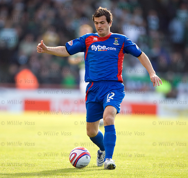 Russell Duncan, Inverness Caledonian Thistle