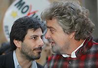 Roberto Fico nuovo presidente della Camera<br /> in alcune foto d'archivio<br /> NAPOLI 2009 : BEPPE GRILLO PRESENTA LA LISTA ELETTORALE CHE IL SUO MOVIMENTO PRESENTERA ALLE PROSSIME ELEZIONE REGIONALI DELLA CAMPANIA NELLA FOTO CON ROBERTO FICO CANDIDATO PRESIDENTE<br /> FOTO CIRO DE LUCA