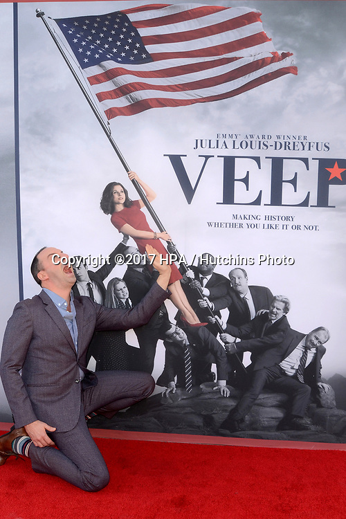 LOS ANGELES - MAY 25:  Tony Hale at the FYC for HBO's series VEEP 6th Season at the ATAS Saban Media Center on May 25, 2017 in North Hollywood, CA