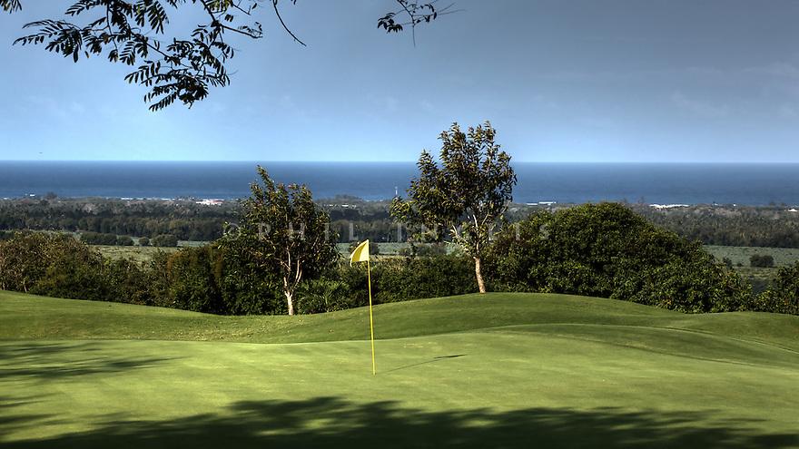 Vipingo Ridge Golf Club, Mombasa, Kenya. Designed by David Jones. Photo Credit / Phil Inglis.....