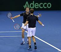 150919 Day 2 Davis Cup England v Australia