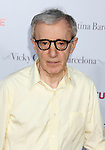 """Director Woody Allen arrives at The Los Angeles Premiere of """"Vicky Cristina Barcelona"""" at the Mann Village Theatre on August 4, 2008 in Westwood, California."""