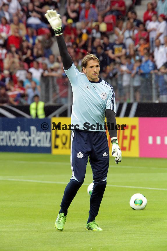 Rene Adler - Oeffentliches Training der Deutschen Nationalmannschaft, Coface Arena Mainz