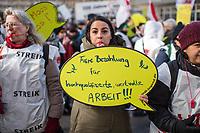 2018/03/19 Gewerkschaft | ver.di | Warnstreik AWO-Berlin