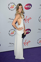 Eugenie Bouchard at WTA Pre-Wimbledon Party at Kensignton Roof Gardens, London.<br /> June 25, 2015  London, UK<br /> Picture: Dave Norton / Featureflash