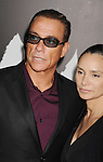 HOLLYWOOD, CA - AUGUST 15: Jean-Claude Van Damme and Gladys Portugues arrive at the 'The Expendables 2' - Los Angeles Premiere at Grauman's Chinese Theatre on August 15, 2012 in Hollywood, California. /NortePhoto.com....**CREDITO*OBLIGATORIO** ..*No*Venta*A*Terceros*..*No*Sale*So*third*..*** No Se Permite Hacer Archivo**..*No*Sale*So*third*