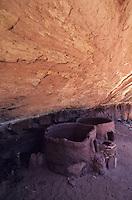 Horsecollar Ruin-Natural Bridges National Monument, Utah  USA