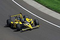 10-18 May 2008, Indianapolis,Indiana USA.Tomas Scheckter.©2008 F.Peirce Williams USA.