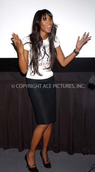 WWW.ACEPIXS.COM . . . . . ....NEW YORK, NOVEMBER 16, 2005....Naomi Campbell and Fashion for Relief unite to raise money for the Hurricane Katrina Relief held at the Bryan Park Hotel.....Please byline: KRISTIN CALLAHAN - ACE PICTURES.. . . . . . ..Ace Pictures, Inc:  ..Philip Vaughan (212) 243-8787 or (646) 679 0430..e-mail: info@acepixs.com..web: http://www.acepixs.com....