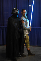 MIAMI BEACH, FL - JULY 05:  Cosplayers of the 501st Legion Everglades Squad pose for a portrait during Florida Supercon held at the Miami Beach Convention Center on July 5, 2019 in Miami Beach, Florida.<br /> CAP/MPI04<br /> ©MPI04/Capital Pictures