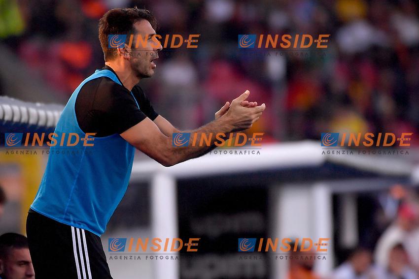 Gianluigi Buffon of Juventus <br /> Lecce 26-10-2019 Stadio Via del Mare <br /> Football Serie A 2019/2020 <br /> US Lecce - Juventus FC <br /> Photo Federico Tardito / Insidefoto