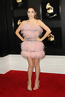 10 February 2019 - Los Angeles, California - Anna Kendrick. 61st Annual GRAMMY Awards held at Staples Center. Photo Credit: AdMedia
