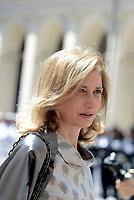 Roma, 20 Giugno 2017<br /> Laura Mattarella, figlia del Presidente.<br /> Quirinale<br /> Visita di Stato dei Reali dei Paesi Bassi in Italia