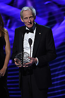 MOUNTAIN VIEW, CA - DECEMBER 3:  Winner for Cell Division Kim Nasmyth appears on the 6th Annual Breakthrough Prize at NASA Ames Research Center on December 3, 2017 in Mountain View, California. (Photo by Frank Micelotta/NatGeo/PictureGroup)