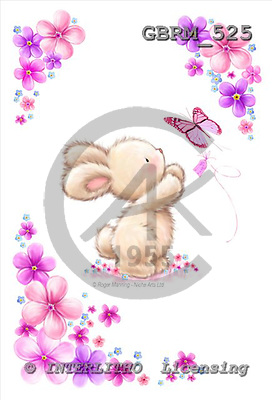 Roger, CUTE ANIMALS, paintings+++++_RM-12-13-0194int,GBRM525,#AC# illustrations, pinturas ,everyday