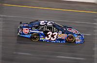 May 1, 2009; Richmond, VA, USA; NASCAR Nationwide Series driver Kevin Harvick during the Lipton Tea 250 at the Richmond International Raceway. Mandatory Credit: Mark J. Rebilas-