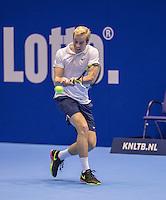 Rotterdam, Netherlands, December 13, 2016, Topsportcentrum, Lotto NK Tennis,   Botic van de Zandschulp (NED)<br /> Photo: Tennisimages/Henk Koster