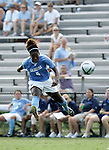 Jaime Gilbert, of UNC, on Sunday September 18th, 2005 at Duke University's Koskinen Stadium in Durham, North Carolina. The University of North Carolina Tarheels defeated the University of Alabama-Birmingham Blazers 4-0 during the Duke adidas Classic soccer tournament.