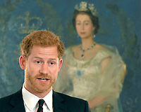Prince Harry on Mental Health at Ministry of Defence