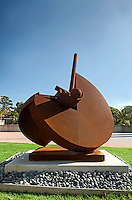 Fletcher Benton Sculpture
