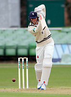 Zak Crawley bats for Kent during the friendly game between Kent CCC and Oxford University at the St Lawrence Ground, Canterbury, on Sun Apr 1, 2018