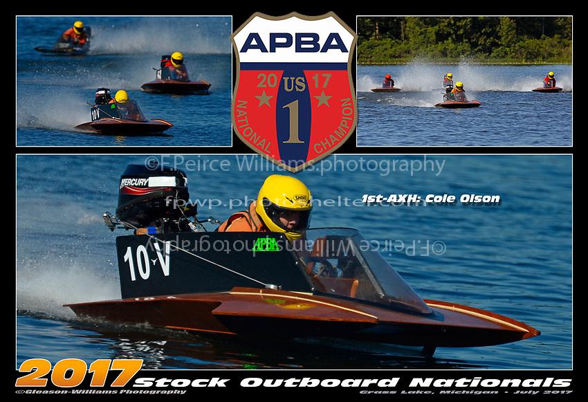 10-V   (Outboard Hydroplane)