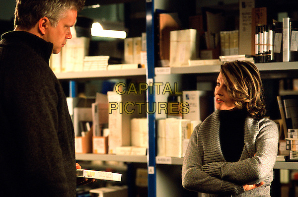 Tim Robbins & Julie Christie.in The Secret Life of Words .*Filmstill - Editorial Use Only*.CAP/PLF.Supplied by Capital Pictures.
