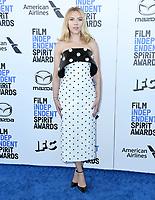 08 February 2020 - Santa Monica - Scarlett Johansson. 2020 Film Independent Spirit Awards - Arrivals held at Santa Monica Pier. Photo Credit: Birdie Thompson/AdMedia