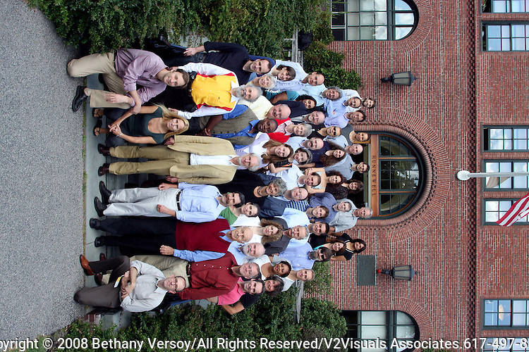 9-10-08 - BOSTON, MA.Faculty Retreat, Arnold Arboretum -  Department of Epidemiology, Harvard School of Public Health