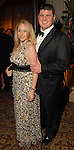 """Jennifer and Jeb Ligums at the Children's Museum """"Road to Rio"""" Gala at The Corinthian Friday Oct. 19,2007.  (Dave Rossman/For the Chronicle)"""