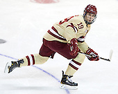 Chris Kreider (BC - 19) The Boston College Eagles defeated the Air Force Academy Falcons 2-0 in their NCAA Northeast Regional semi-final matchup on Saturday, March 24, 2012, at the DCU Center in Worcester, Massachusetts.