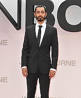 Riz Ahmed at the &quot;Jason Bourne&quot; European film premiere, Odeon Leicester Square cinema, Leicester Square, London, England, UK, on Monday 11 July 2016.<br /> CAP/CAN<br /> &copy;CAN/Capital Pictures /MediaPunch ***NORTH AND SOUTH AMERICAS ONLY***