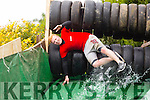 Donnacha O'Callaghan at  the Hercoi Leán Island Warrior Challenge at An Riocht AC on Saturday