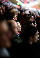 PICTURE BY BEN DUFFY/SWPIX - Middlesbrough fans, supporters.