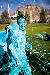 _E2_3060<br /> <br /> 1610-33 True Blue Foam<br /> <br /> October 12, 2016<br /> <br /> Photography by: Nathaniel Ray Edwards/BYU Photo<br /> <br /> © BYU PHOTO 2016<br /> All Rights Reserved<br /> photo@byu.edu  (801)422-7322<br /> <br /> 3060