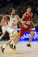 Euroleague Basketball Real Madrid v Galatasaray