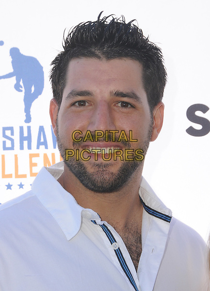 11 August 2016 - Los Angeles, California. Rob Segedin. Clayton Kershaw's 4th Annual Ping Pong 4 Purpose Celebrity Tournament held at Dodger Stadium. <br /> CAP/ADM/BT<br /> &copy;BT/ADM/Capital Pictures