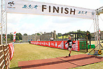 2015-06-27 Leeds Castle Sprint Tri 56 SB Tristar finish rem