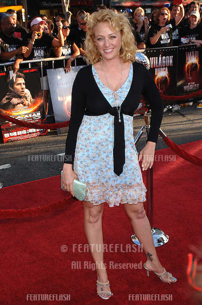 Actress VIRGINIA MADSEN at the special fan screening of War of the Worlds at the Grauman's Chinese Theatre, Hollywood..June 27, 2005 Los Angeles, CA.© 2005 Paul Smith / Featureflash
