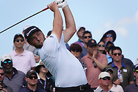 Jon Rahm (ESP) during the third round of the Northern Trust played at Liberty National Golf Club, Jersey City, USA. 10/08/2019<br /> Picture: Golffile | Phil INGLIS<br /> <br /> All photo usage must carry mandatory copyright credit (© Golffile | Phil Inglis)