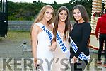 Alannah O Sullivan, Mia Duggan and Nicole Casey enjoying the  Ballyheigue Summer Festival Grand Parade on Sunday