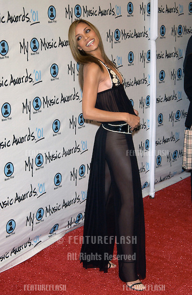 Actress MICHAEL MICHELE at the My VH1 Music Awards in Los Angeles..02DEC2001.  © Paul Smith/Featureflash