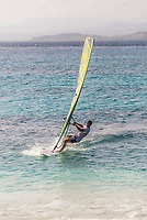 NAMOTU, Fiji (Sunday, June 11, 2017) Matt Wilkinson (AUS) trying his hand at wind surfing - A lay day has been called at Stop No. 5 on the 2017 World Surf League (WSL) Championship Tour (CT), the Outerknown Fiji Pro, due to small windy surf on offer today. <br /> <br /> <br /> Location:      Tavarua/Namotu, Fiji<br /> Event window:   June 4 - 16, 2017<br /> Today's call:<br />  Competition called OFF for the day <br /> Conditions:      2- 3 foot (1 metre)<br /> <br /> Photo: joliphotos.com