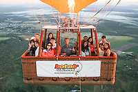 20140509 09 May Hot Air Balloon Cairns