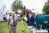 NZL-Chloe Van den Boorn (MIRROR BELLA MOLLY) FINAL-1ST: MAGNUM INDUSTRIES CNC 105 AMATEUR: SHOWJUMPING: 2015 NZL-Kihikihi International Horse Trial (Sunday 12 April) CREDIT: Libby Law COPYRIGHT: LIBBY LAW PHOTOGRAPHY