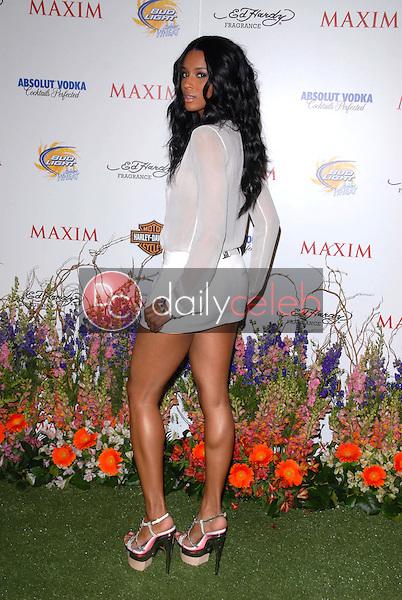 Ciara<br /> at the 11th Annual MAXIM &quot;HOT 100&quot; Party, Paramount Studios, Hollywood, CA. 05-19-10<br /> David Edwards/DailyCeleb.Com 818-249-4998